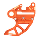 Tusk Rear Brake Caliper Support w/ Brake Disc Guard