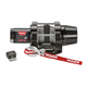 WARN® VRX Winch with Synthetic Rope and Mount Plate