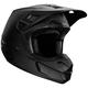 Fox Racing V2 Matte Black Helmet