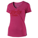 Troy Lee Women's Spiked V-Neck T-Shirt