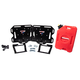 Tusk Pannier Soft Luggage Mount w/RotopaX Mount and 1 gal. Fuel Pack