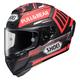 Shoei X-Fourteen Marquez Black Concept Helmet