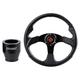 Tusk Steering Wheel and Hub Kit