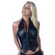 Hot Leathers Women's Vixen Leather Vest