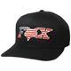 Fox Racing Flag Head X Flex Fit Hat