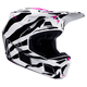 Fox Racing V3 Zebra LE Helmet