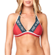 Fox Racing Women's Bristol Fixed Halter Bikini Top