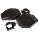 Assault Industries UTV Aviator Side Mirror Set with Clamps
