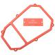 ATV TEK Replacement Frame for Elite Series Dual Breakaway UTV Mirror With Blindspot