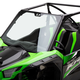 Kawasaki KQR Full Glass Windshield