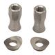 Motion Pro LiteLoc Rim Lock Nut with Beveled Washer Kit