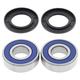 All Balls Rear Wheel Bearing Upgrade Kit Replacement Bearings