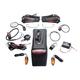 Tusk Motorcycle Enduro Lighting Kit with Handguard Turn Signals