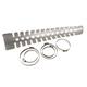 Ricochet Universal 2-Stroke Aluminum Pipe Guard