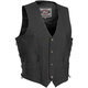 River Road Vapor Perforated Motorcycle Vest