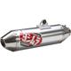 Yoshimura RS-2 Stainless/Aluminum Slip-On