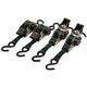 Smartstraps Retractable Ratchet Tie Downs