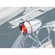 Kuryakyn Deep Dish Bezels For Bullet Turn Signals