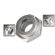 Tusk 3 Piece Axle Lock Nut