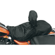 Mustang Motorcycle Seat Rain Cover