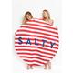 SALTY BEACH TOWEL
