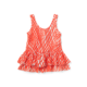 MILLY MINIS REESE RUFFLE COVERUP