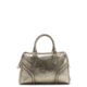 ZOEY METALLIC SATCHEL