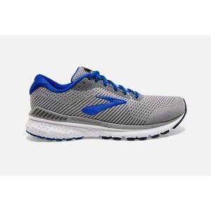 Brooks Adrenaline GTS 20 Blue Navy White Grey Men Running Shoe Sneaker 110307 1D