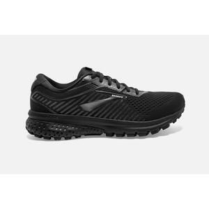 Brooks Ghost 12 New York City Marathon Black Gold Men Running Shoes 110316 1D