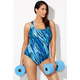 Aquabelle Whirlpool X-Back Swimsuit