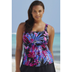 Beach Belle St. Lucia Flared Top