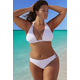 Swim Sexy The Beach Babe White Bikini