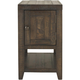 Magnussen Home Furnishing Inc. Allerton Chairside Table