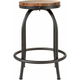 Lorimer Counter-Height Drafting Stool