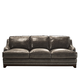 Quentin Leather Sofa