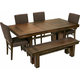Teagan 6-pc. Dining Set