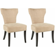 Jappic Dining Chairs: Set of 2