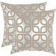 Cole Throw Pillows: Set of 2