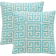 Chy Throw Pillows: Set of 2