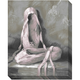 Ballet Slippers II Canvas Wall Art