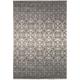 Caspian Light Gray Area Rug, 5'3 x 7'7