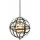 Rondure Sphere Pendant Light