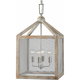 Nashua Lantern Pendant Light