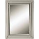 Stuart Silver Beaded Wall Mirror