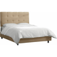 Nathan Queen Tufted Bed