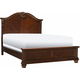 Ashbury Queen Panel Bed