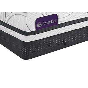 about serta icomfort savant iii plush memory foam king mattress - Serta Memory Foam Mattress