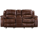 Bryant II 3-pc. Leather Reclining Loveseat