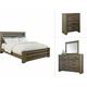 Buckley 4-pc. King Bedroom Set