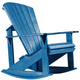 Generations Outdoor Adirondack Rocking Chair